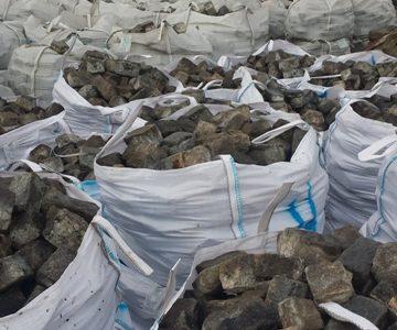 European Steel Ltd - Reclaimed Materials - Reclaimed Cobble Stones