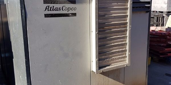 European Steel Ltd - Atlas copco compressors