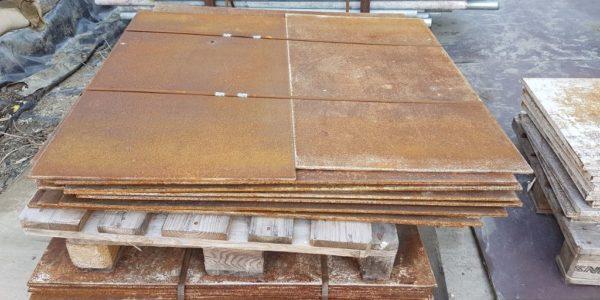 European Steel Ltd - Steel profile plates 30 Tonnes
