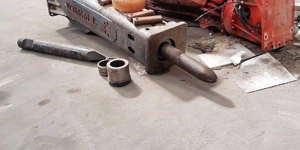 European Steel Ltd - Wimmer Muncher