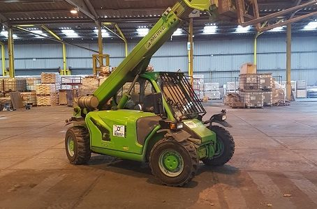 Used Merlow Telehandlers UK