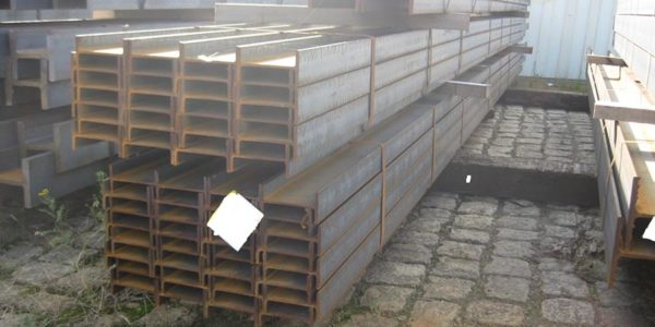 European Steel Ltd - Reusable Steel - Steel Beams